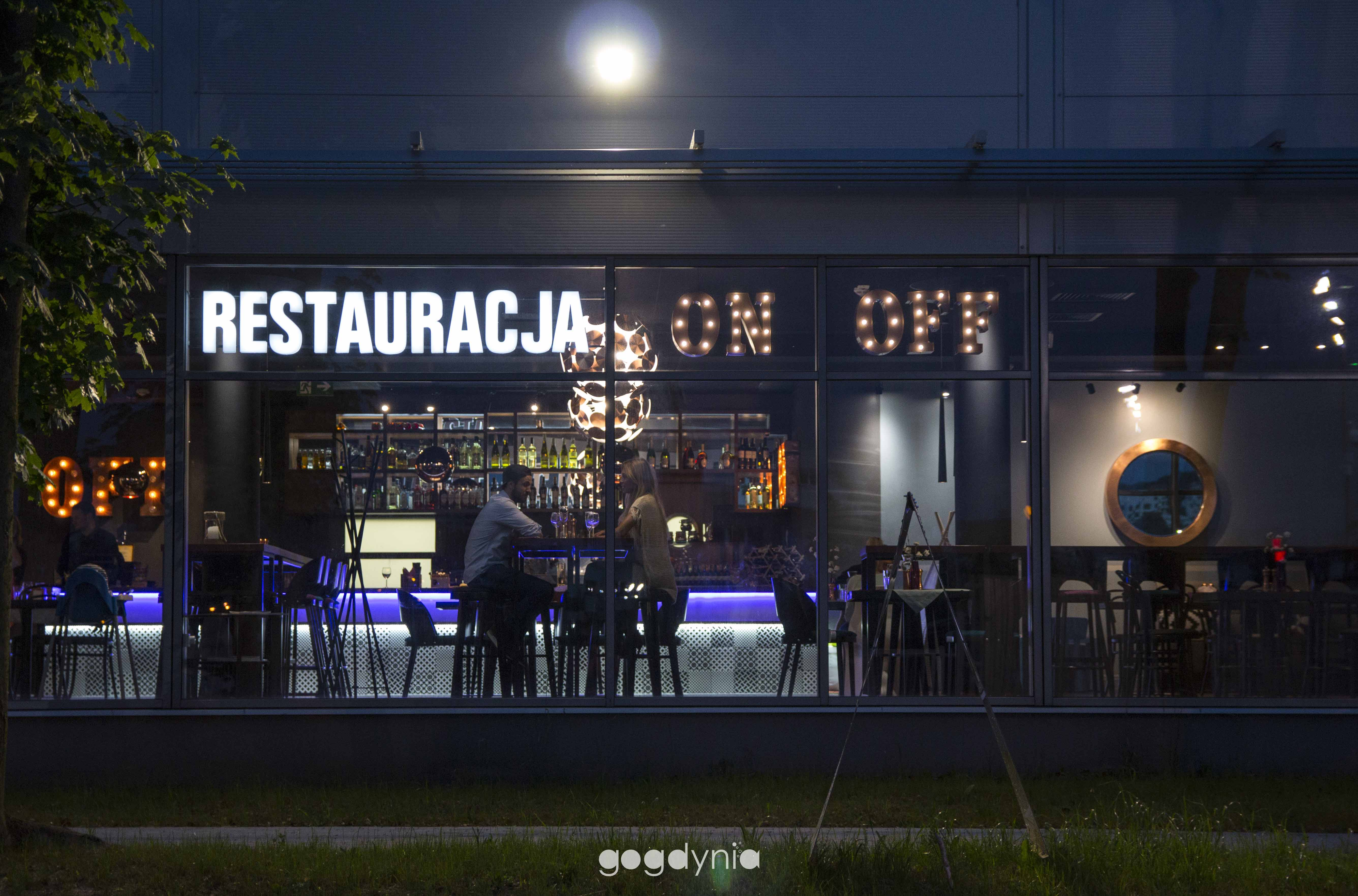 Restauracja ON/OFF