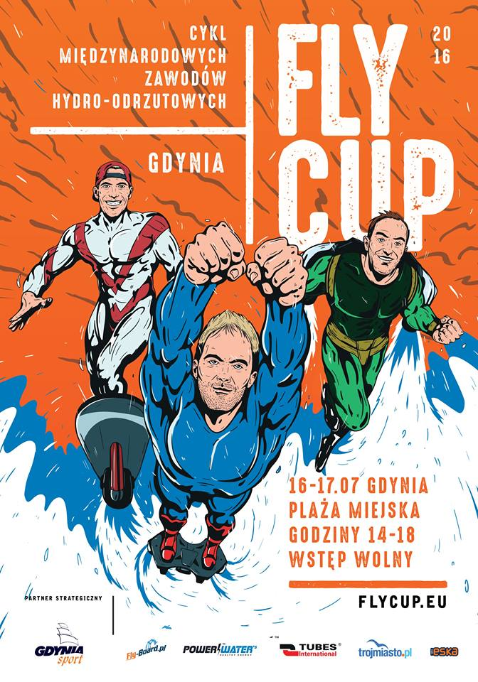 FLYCUP 2016
