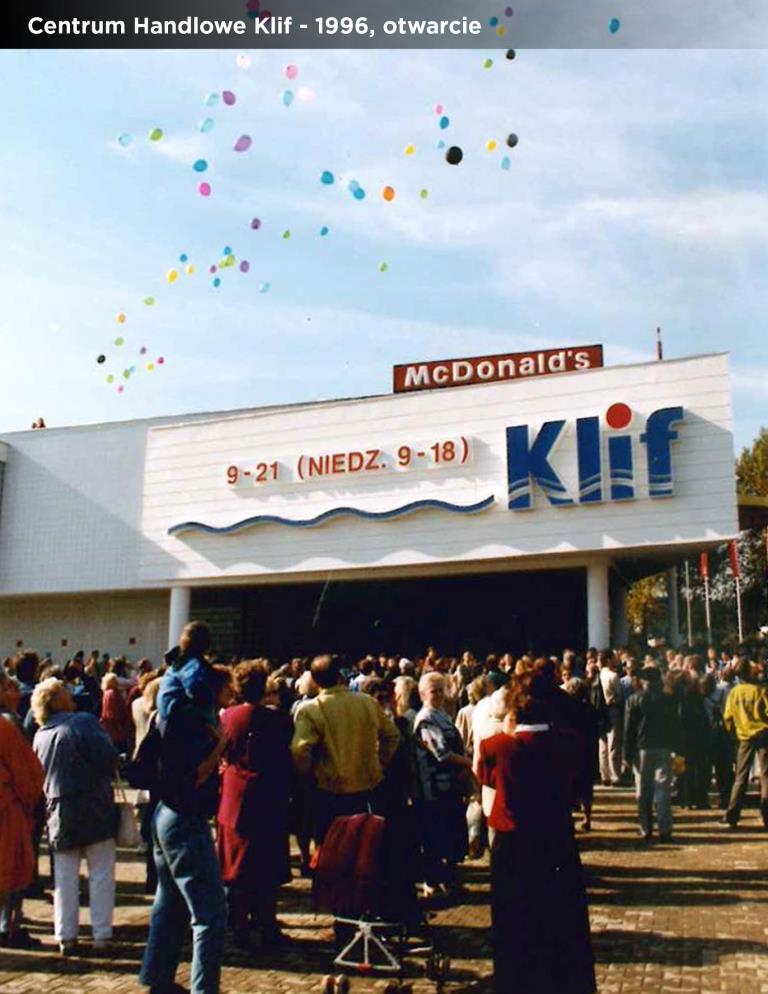 1-centrum-handlowe-klif-1996-otwarcie