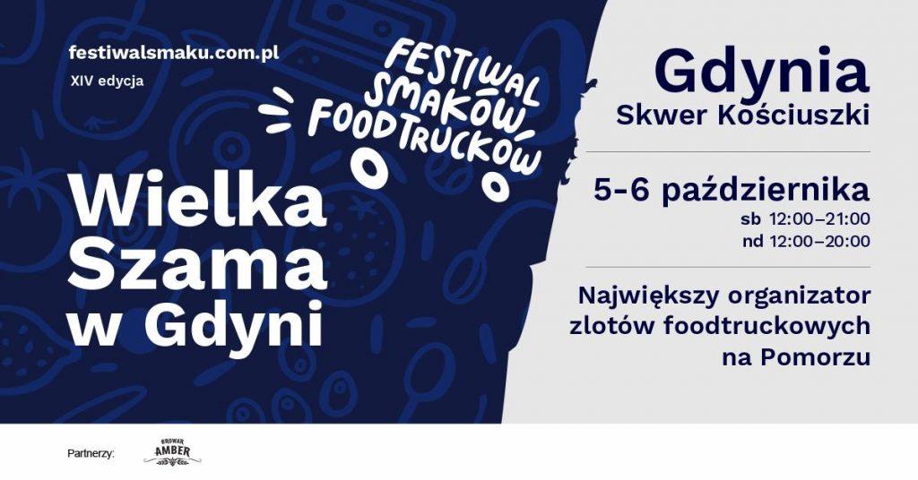 XIV Festiwal Smaków Food Trucków